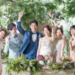 【新感覚】海外Wedding発!リアル演出が体験できる人気フェア!