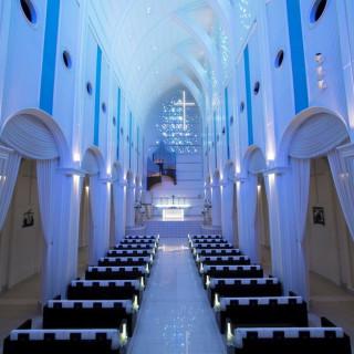 豪華試食*煌めく大聖堂と選べる3会場が人気!全館開放フェア