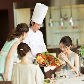 【土曜限定特典付】豪華料理試食付!贅沢体験フェア
