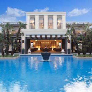 きらきらと輝く水面は、空の様に青く、まるで天からの祝福を受けたかのようなデイシーン。 ■ザ・グランスィート|ザ・グランスイート (-small luxury resort- THE GRAN SUITE)の写真(305231)