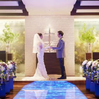 【お仕事&デート帰りにオススメ!】45分結婚式見学会