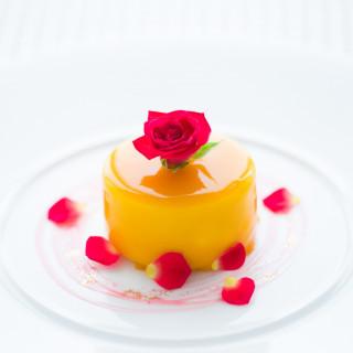料理長厳選・知多の食材を使用した豪華試食&パティシエ特製プリンセスをテーマにしたデザートをご用意!