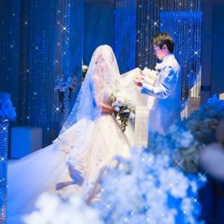 当日、ご成約の方に『星空挙式料』 +『ドレス』+『タキシード』41万円分プレゼント!