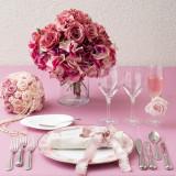 ロマンティックなピンクテーストでLovely♡