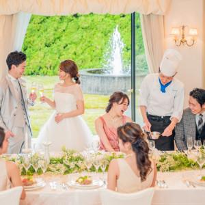 【口コミ大好評】肉&魚メイン料理試食付!無料相談会