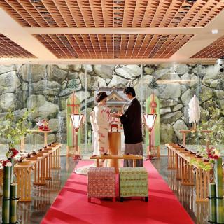 【和婚フェア】本格神殿見学×絶品試食付き相談会