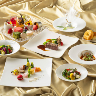 【食通絶賛】高級食材を使用した新料理公開!全館貸切×豪華試食