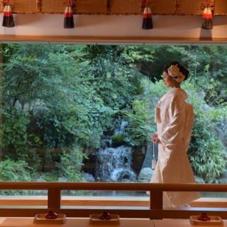 【300年の時を紡ぐ日本庭園】ゲストの記憶に残る憧れ和婚フェア