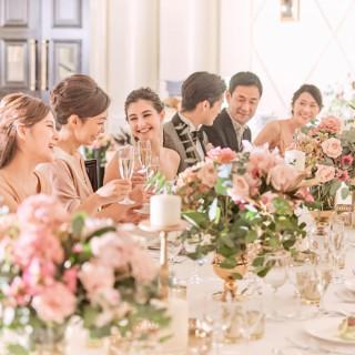 【10名~OK】少人数婚&家族婚サポート!レストランチケット付き相談会
