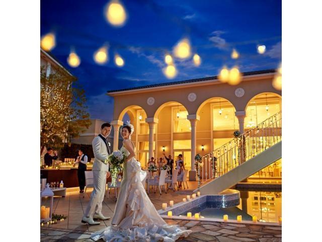 結婚式に関する事は何でもお任せ!専属スタッフが全部サポートします!