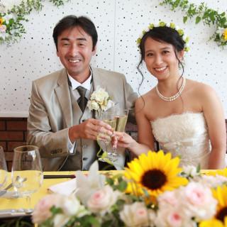 おすすめします! アットホーム少人数結婚式 サンキューウエディング