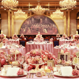 【今がチャンス♪】花嫁気分になれる挙式演出体験&豪華試食付きフェア