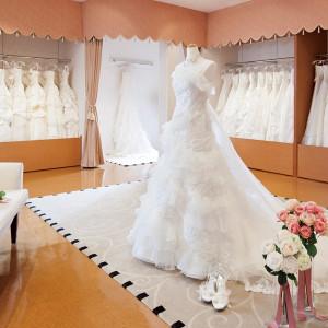 併設されたドレスサロン|ブランヴェールアベニュー熊本の写真(761789)