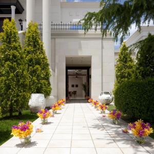 """アジアンリゾートを感じる""""オリエンタル邸""""は 入口からすべて貸切 ブランヴェールアベニュー熊本の写真(265369)"""