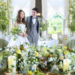 SUMMER WEDDING【日曜日限定】キャンペーンフェア
