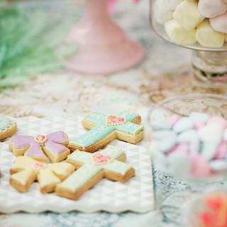 パティシエ特製アイシングクッキープレゼント♪