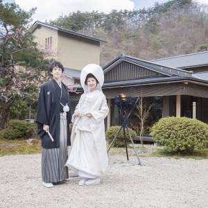 【美しい日本庭園が魅力!】佳松園じっくり見学&相談会☆:*゜