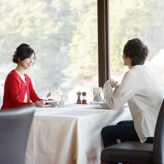 相談会事前予約でホテル館内での『レストランランチ』ご用意(11:30~13:00)