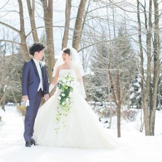 2018/19軽井沢ウィンターウエディング【1日1組限定の3大特典】