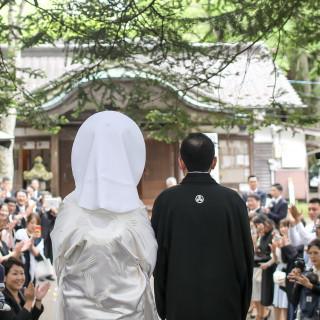 旧軽井沢に佇む本格神社で執り行う【軽井沢和婚スタイル相談会】