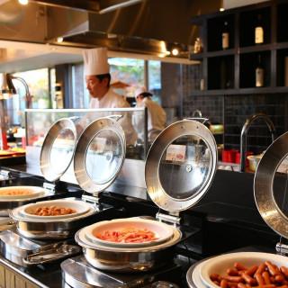 【軽井沢を満喫出来る】ホテル朝食ブッフェ付き。ウエディング相談会★