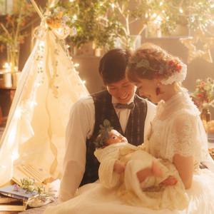 ☆授かり婚祝☆パパママ大歓迎♪安心サポートフェア