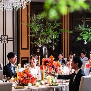 リニューアルオープン『グランフローラ』|SHOHAKUEN HOTEL 松柏園ホテルの写真(6927157)