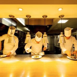 【完全オリジナルのお料理を結婚式で】シェフと創作&相談会