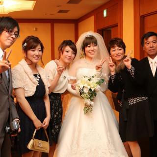 【家族婚】少人数婚相談会♪(お顔合わせの会食・結納相談承ります)