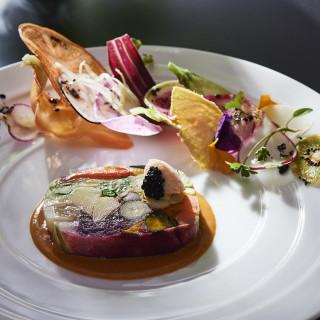 フランス料理フルコース無料試食プレゼント