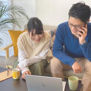 【自宅でOK!】オンラインウエディング相談会