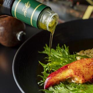 美味しさのスパイスに♪白トリュフオリーブオイル&ピンクソルト【ENGIYAスパイスセット】