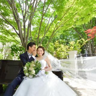 【パパママ応援!】このフェア限定の特典付き♪お子様も主役の結婚式を!