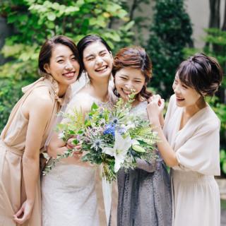 結婚式のポイントを凝縮!個別相談会×会場見学×ドレス見学♪