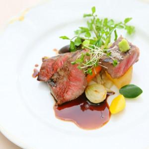 黒毛和牛サーロインの網焼き 2種の味わい Restaurant ラファエルの写真(1116767)