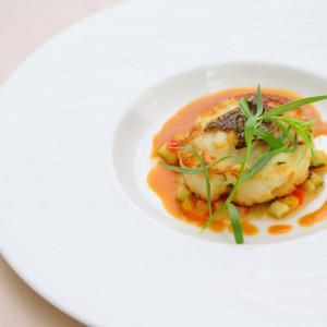 真鯛のガレット エストラゴンの香り Restaurant ラファエルの写真(1116772)
