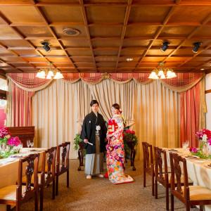 木の温もり溢れる披露宴会場 Restaurant ラファエルの写真(2049257)