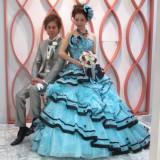 お色直しをご希望の方必見!! 系列店の衣裳館でお好きなドレス・タキシードを お選びいただけます♪ 詳しくはスタッフまでご相談ください!
