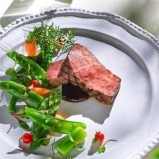 【平日限定】1.7万円相当*特選牛×フォアグラコース試食付き