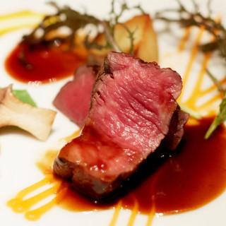 【来館特典】特選牛やフォアグラを使った4万円相当豪華ハーフコース無料試食