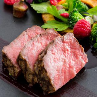【料理重視に◎】特選牛&フォアグラなど豪華3万6品コース試食