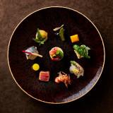 五感を覚醒させる美しい料理が、かけがえのない時間をさらに華やかに昇華させる