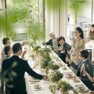 【家族での挙式&会食なら】20名85万園!家族プランフェア