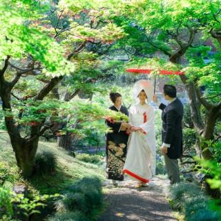 *大宮伝統和婚*【水の神殿】見学&相談会・秋の美食付