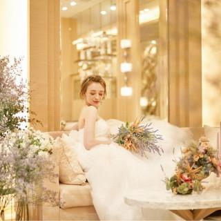 *おしゃれ花嫁必見*゜最新ドレス×絶品料理 プリンセスフェア