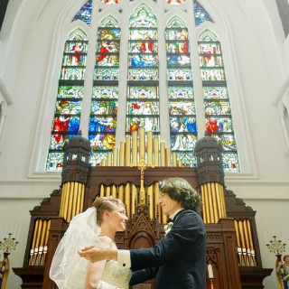 ◆花嫁支持率NO.1◆大聖堂Wedding体験プレミアム体験フェア