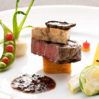 【シェフ特選】オマール海老×とろける牛フィレ肉!2大食材コース無料試食