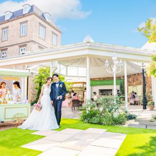 【予算内で結婚式】チャペル&全天候型ガーデン&貸切会場見学