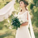 花嫁の憧れのウエディングドレス。専属のドレスコーディネーターと運命の一着を見つける