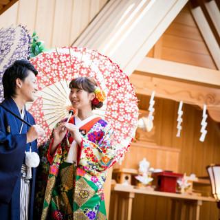 【日本の伝統挙式を今☆】神殿で挙式を!!和婚相談会